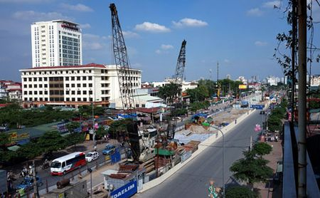Thanh tra toan dien du an tuyen duong sat do thi so 3 Nhon - Ga Ha Noi - Anh 1