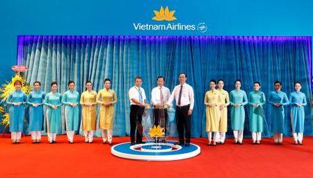 Vietnam Airlines khai truong he thong dich vu tai Nha ga quoc te T2 Da Nang - Anh 1