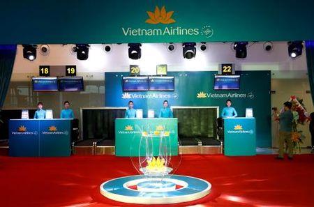 Vietnam Airlines khai truong he thong dich vu tai Nha ga quoc te T2 Da Nang - Anh 2
