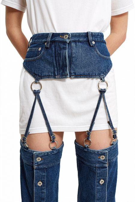 Quan jeans co the 'thao ra lap vao', doc nhung chua chac da dep! - Anh 7