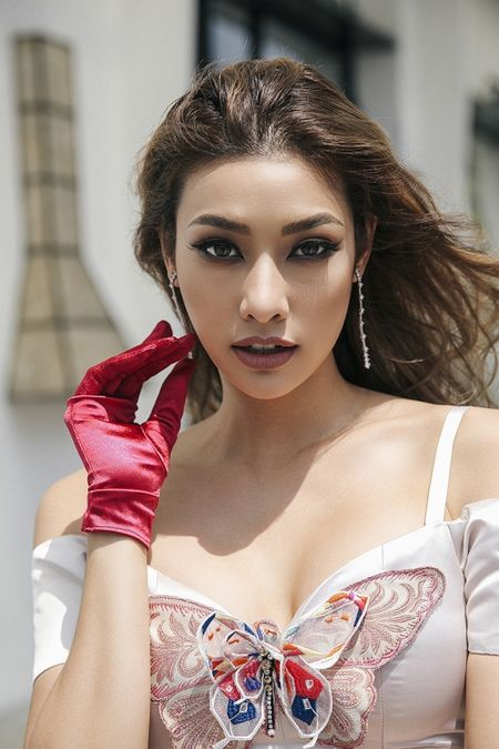 Lilly Nguyen gay xao xuyen voi hinh tuong 'nu hoang sac dep' - Anh 4