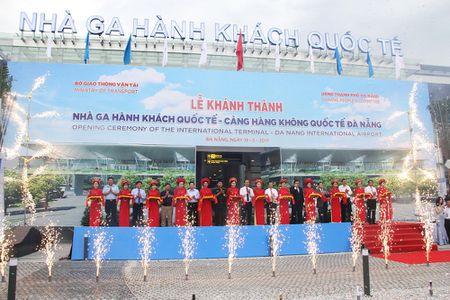 Khanh thanh nha ga hanh khach quoc te Da Nang 3.500 ty dong - Anh 1
