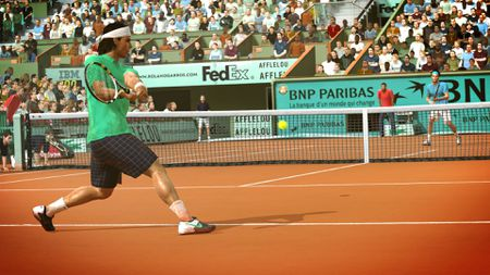 Game danh tennis 'ke thua' Top Spin 4 chinh thuc duoc cong bo - Anh 2