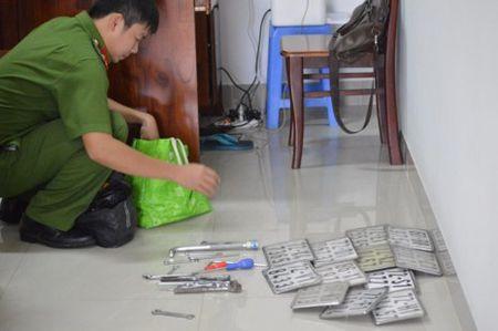 De nghi truy to bang trom 33 xe may o vung que - Anh 1