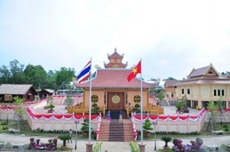 Ky niem 127 nam Ngay sinh Chu tich Ho Chi Minh tai Thai-lan - Anh 1