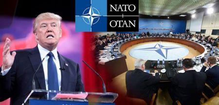 Trump doa rut khoi NATO neu cac thanh vien khong gop tien - Anh 2