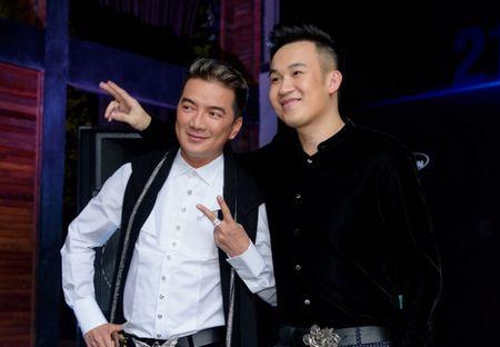 Dam Vinh Hung khong an han khi co 'cuoc tinh' voi Duong Trieu Vu - Anh 1