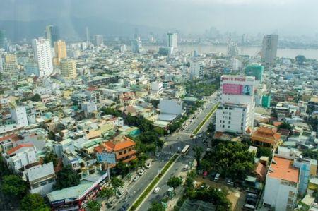 Cap bach di doi ga duong sat Da Nang khoi noi thi - Anh 1