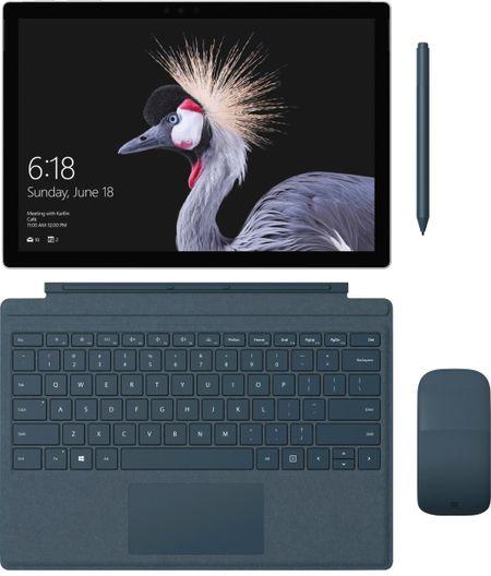 Dien mao cua Microsoft Surface Pro moi co gi dac biet? - Anh 1