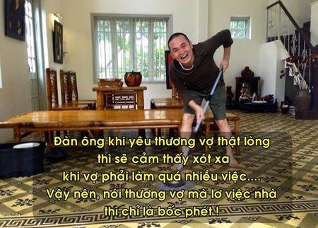 Chuyen showbiz: Minh Hang chia se hinh anh hoa... ky nu - Anh 3
