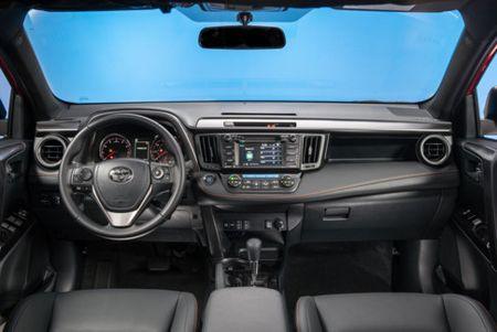 Toyota RAV4 2017 gap rut giam gia con 554 trieu dong - Anh 3