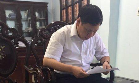 Pho Chi cuc Thue huyen Que Vo noi gi ve thong tin de doa doanh nghiep? - Anh 2