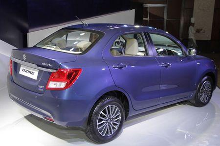 Phien ban Sedan Suzuki Swift 'chot gia' tu 193 trieu dong - Anh 10