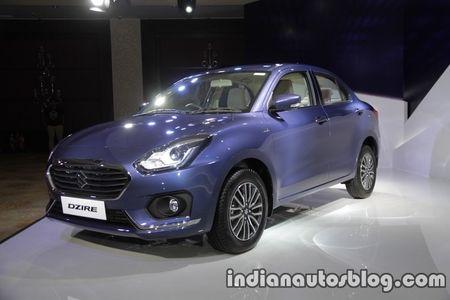 Phien ban Sedan Suzuki Swift 'chot gia' tu 193 trieu dong - Anh 1