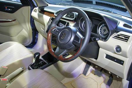 Phien ban Sedan Suzuki Swift 'chot gia' tu 193 trieu dong - Anh 6