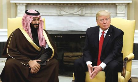 Giac mo 'NATO Arab' cua ong Trump - Anh 1