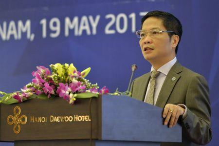 Hoi nghi thuong mai va sang tao APEC - Anh 1