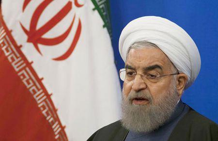 Tong thong Iran Hassan Rouhani tai dac cu - Anh 1