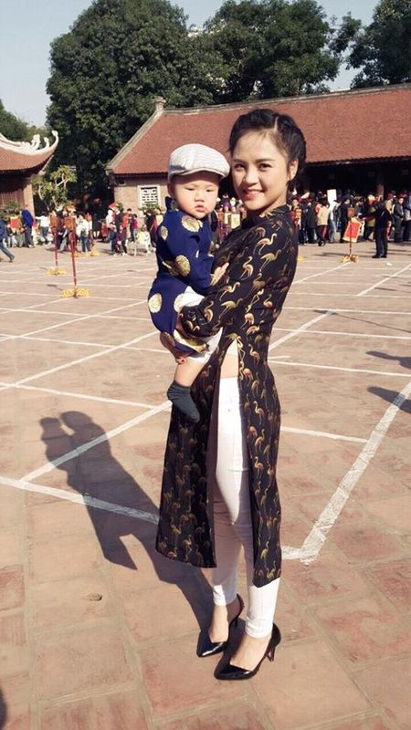 Cuoc song cua Trang phim 'Song chung voi me chong' sau do vo hon nhan voi Chi Nhan - Anh 15