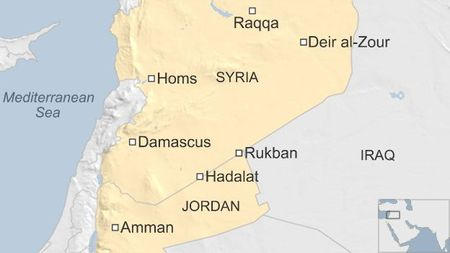 My doi bom doan tang Syria: Tu huyet la vung 'tam giac vang' ? - Anh 1