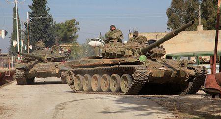 My doi bom doan tang Syria: Tu huyet la vung 'tam giac vang' ? - Anh 2