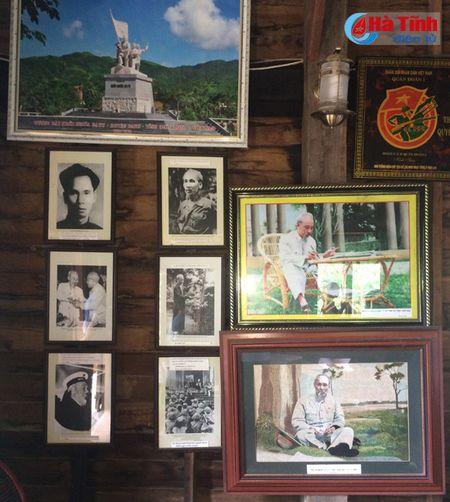 Tham Khu luu niem Bac Ho tai Nakhon Phanom - Anh 6
