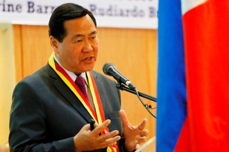 Tham phan Philippines doa kien Trung Quoc lan nua - Anh 1