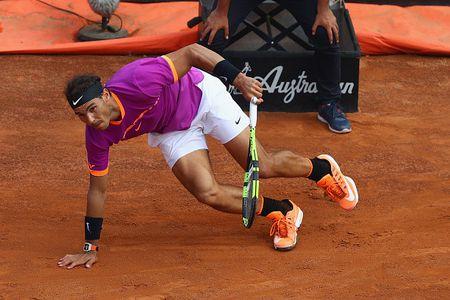 Thiem chan dung mach 17 chien thang cua Nadal - Anh 1