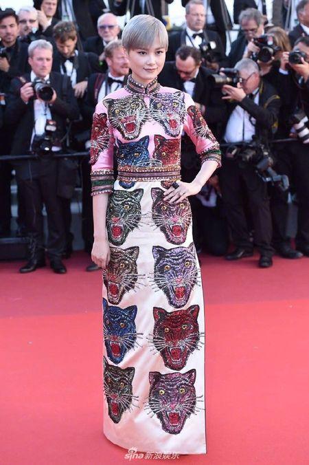 Dan sao Hollywood noi bat, nghe si TQ mo nhat tren tham do Cannes - Anh 11