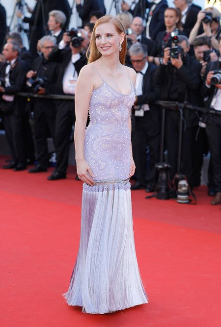 Dan sao Hollywood noi bat, nghe si TQ mo nhat tren tham do Cannes - Anh 7