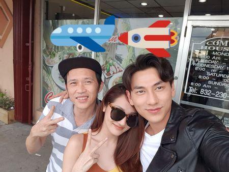 Bao Anh, Isaac hoi ngo danh hai Hoai Linh, Chi Tai o My - Anh 2