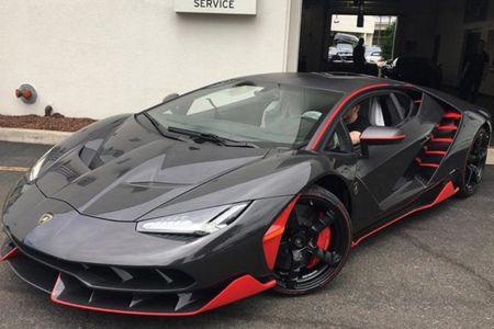 Sieu pham Lamborghini Centenario 1,9 trieu USD den My - Anh 1