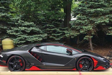 Sieu pham Lamborghini Centenario 1,9 trieu USD den My - Anh 2
