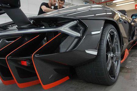 Sieu pham Lamborghini Centenario 1,9 trieu USD den My - Anh 4