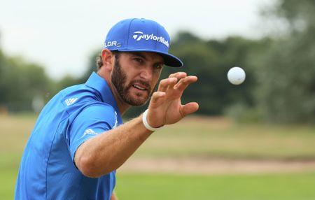Vong 2 US Open Championship 2017: Golfer so 1 the gioi bi loai - Anh 2