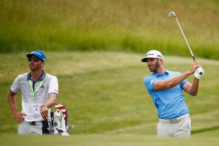 Vong 2 US Open Championship 2017: Golfer so 1 the gioi bi loai - Anh 3