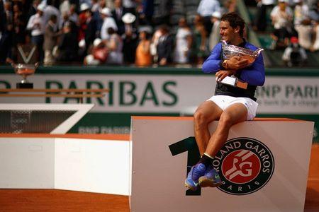 The gioi da thay doi rat nhieu, nhung Nadal va Federer van the hien dang cap tuyet voi - Anh 6