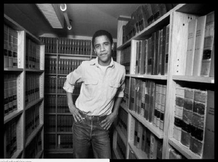 Cuu tong thong Obama sap tro thanh chu tich cua Dai hoc Harvard? - Anh 1