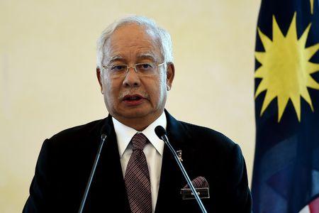 Thu tuong Malaysia khong muon binh luan ve vu kien lien quan 1MDB - Anh 1
