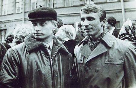 Tong thong Putin noi ve uoc mo KGB - Anh 1