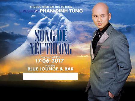 Ca si Phan Dinh Tung bi to co thai do doi xu thieu ton trong dan em - Anh 1