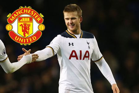 Tottenham 'bat den xanh' cho M.U mua Eric Dier - Anh 1