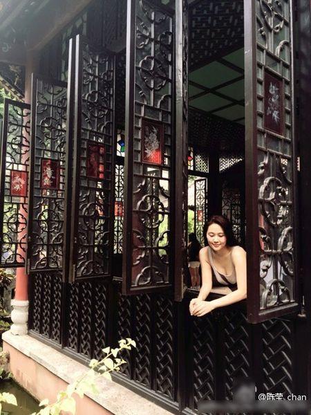 Kho tin Lieu Hong 'Hoan Chau Cach Cach' U40 non na 'an dut' gai 20 - Anh 9