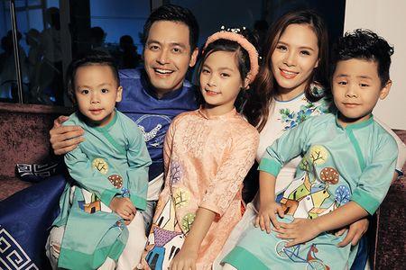 MC Phan Anh an can cham soc con gai lam mau nhi - Anh 4