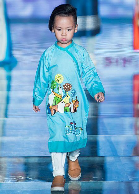 MC Phan Anh an can cham soc con gai lam mau nhi - Anh 9