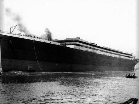Loat anh hiem ve tham hoa chim tau Titanic - Anh 1