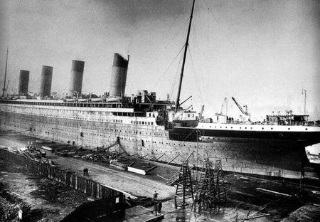 Loat anh hiem ve tham hoa chim tau Titanic - Anh 2