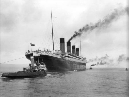 Loat anh hiem ve tham hoa chim tau Titanic - Anh 3