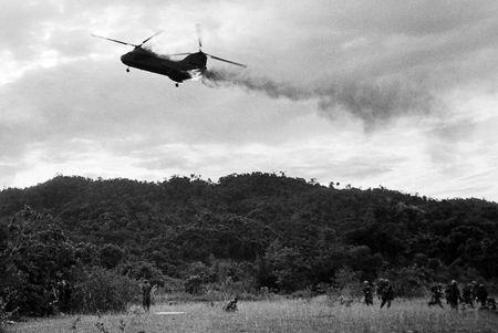 My da mat bao nhieu truc thang trong Chien tranh Viet Nam? - Anh 11