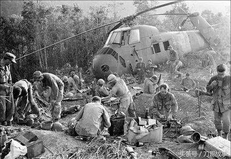 My da mat bao nhieu truc thang trong Chien tranh Viet Nam? - Anh 12